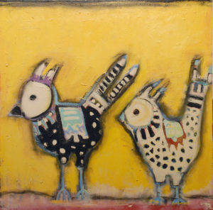 African Chickens by Tom Russell