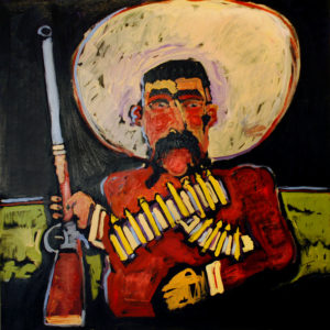 The Zapatista by Tom Russell