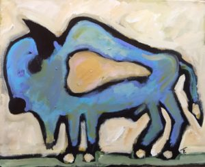 Old Blue Buffalo by Tom Russell