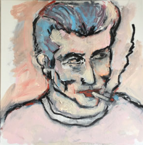Rebel Without A Cause (James Dean) by Tom Russell