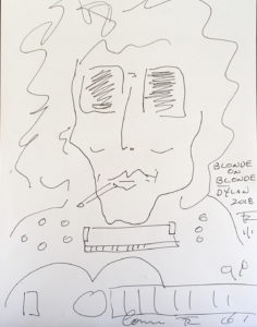 Blonde on Blonde (Bob Dylan) by Tom Russell