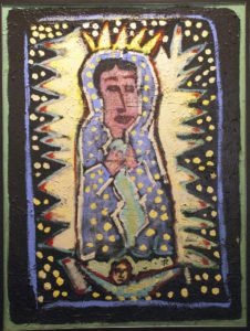 Nuestra Señora de Guadalupe by Tom Russell