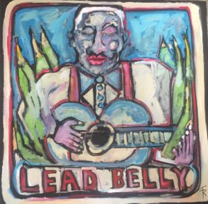 Goodnight Irene (Lead Belly) by Tom Russell