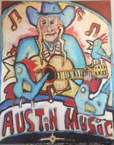 Austin Music (Willie Nelson) by Tom Russell