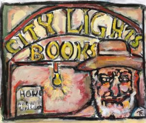 Lawrence Ferlinghetti Turns 100