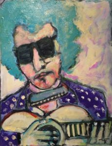 Chimes of Freedom (Bob Dylan) by Tom Russell