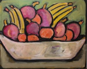 Thanksgiving Still Life #1 by Tom Russell