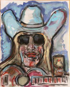 Nuevo Laredo (Doug Sahm) by Tom Russell