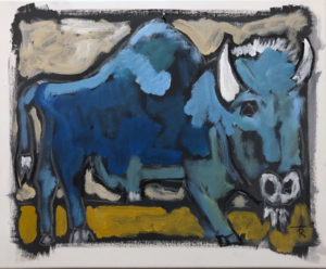 Old Shakespeare, Charlie Goodnight's Favorite Bison by Tom Russell