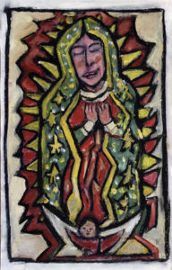 She Appeared to Juan Diego (Guadalupe) by Tom Russell