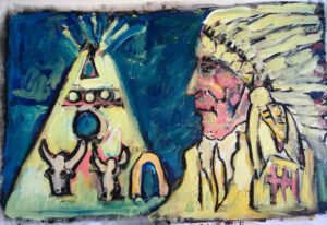 The Vision of Chief Joseph by Tom Russell