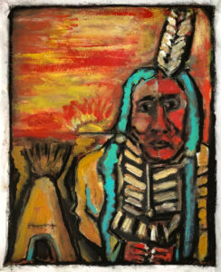 The Sunrise Vision (Crazy Horse) by Tom Russell