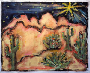 Christmas Eve on the Sonoran Desert by Tom Russell