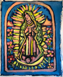 When The Mountains Glow Like Mission Wine – Guadalupe by Tom Russell