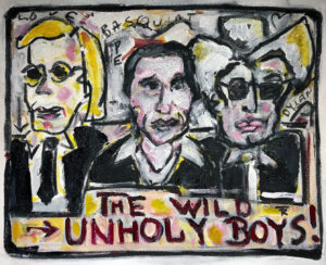 The Wild Unholy Boys by Tom Russell