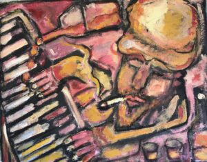 The Piano Has Been Drinking (Tom Waits) by Tom Russell