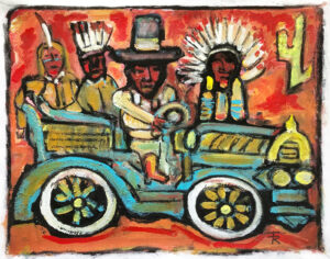 Geronimo's Cadillac by Tom Russell
