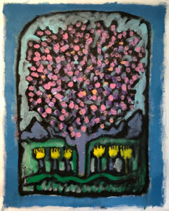 The First Blossoms of Spring! by Tom Russell