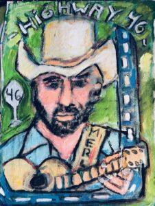 Highway 46 (Merle Haggard) by Tom Russell