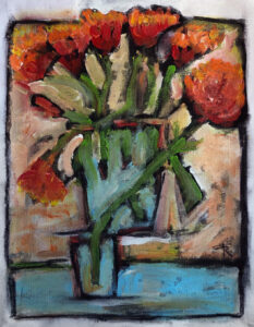 Tulips And A Rose by Tom Russell