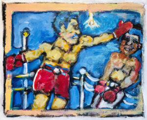 When We Were Kings (Foreman and Ali) by Tom Russell