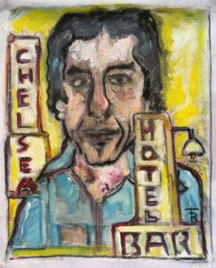 Chelsea Hotel (Leonard Cohen) by Tom Russell