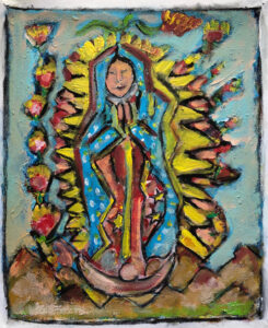 Our Lady of the Painted Desert – Guadalupe by Tom Russell
