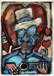 Beyond the Blues (Lightnin' Hopkins) by Tom Russell